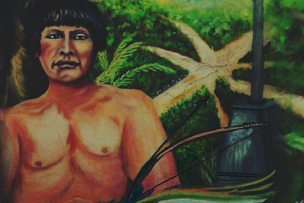origem indígena
